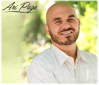 Ari Page, CEO of Fund&Grow