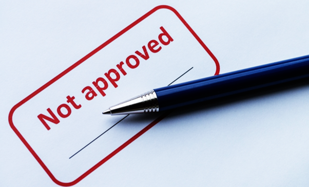 why your business loan application could be denied